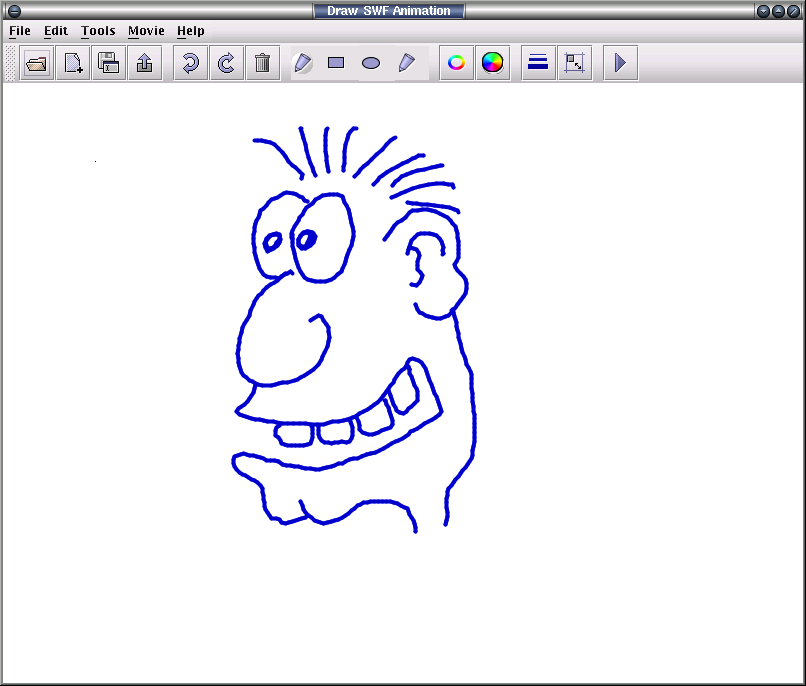 Animation easy film making for homeschool www Easy drawing software